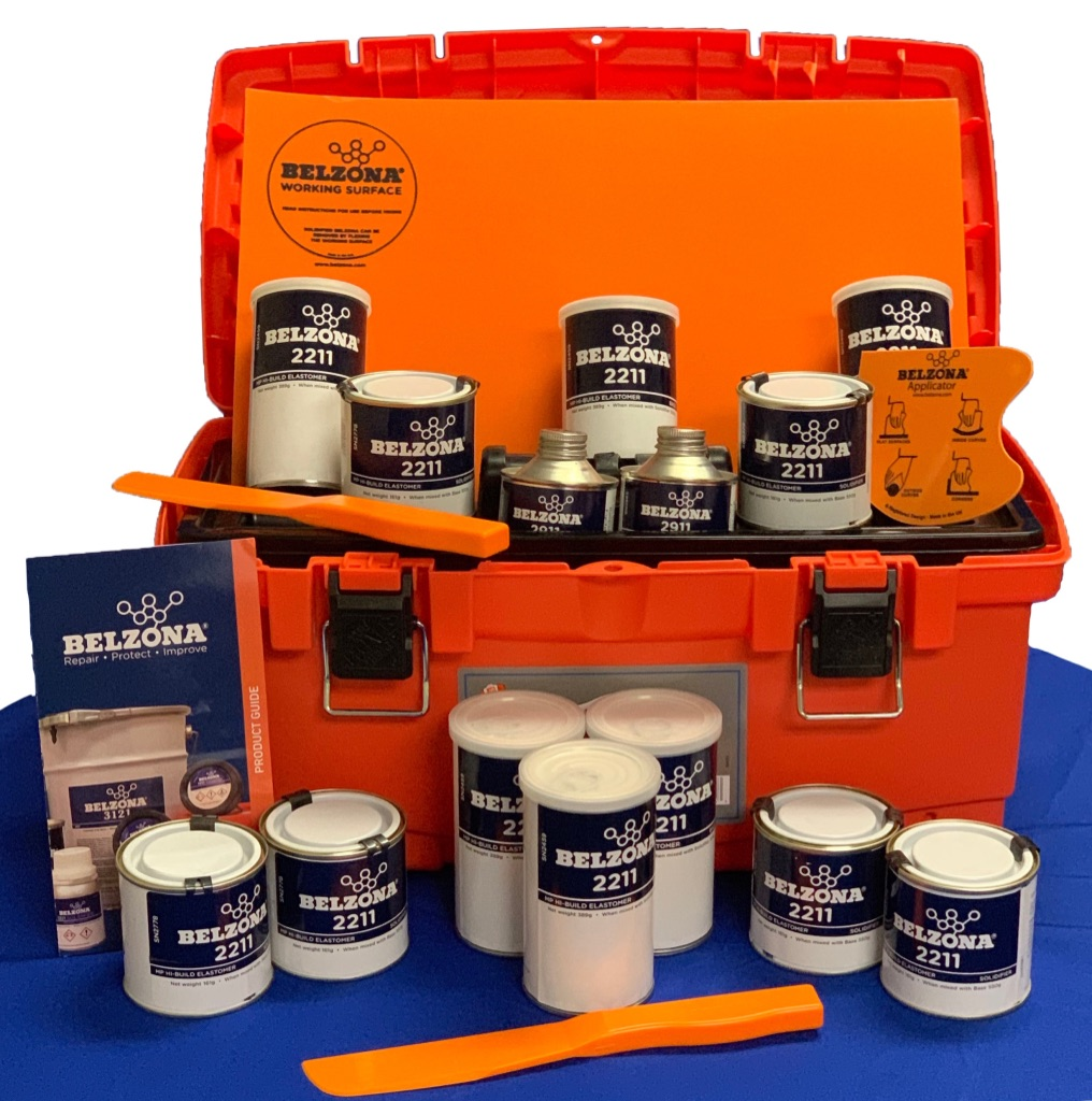 Belzona 2211 Repair Kit