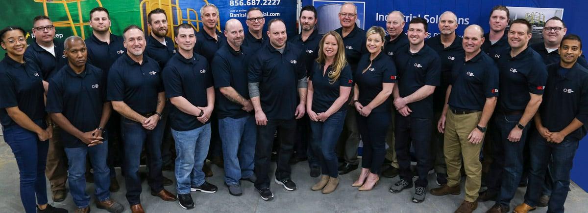 Banks Industrial Group Team 2019