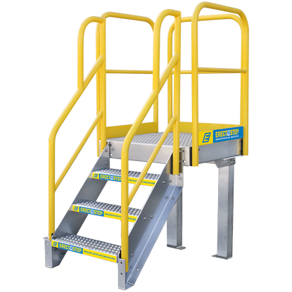 Safe replacement for  wobbly ladders, work stands or footstools.