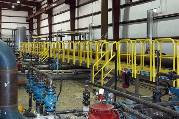 ErectaStep Industrial Walkway Crossover