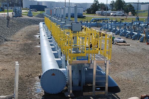 ErectaStep Industrial Maintenance Platforms