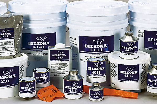 Belzona Polymeric Repair and Protective Products