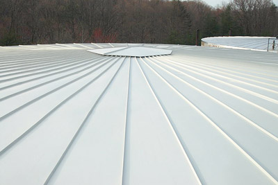 Storage Tank Roof Insulation
