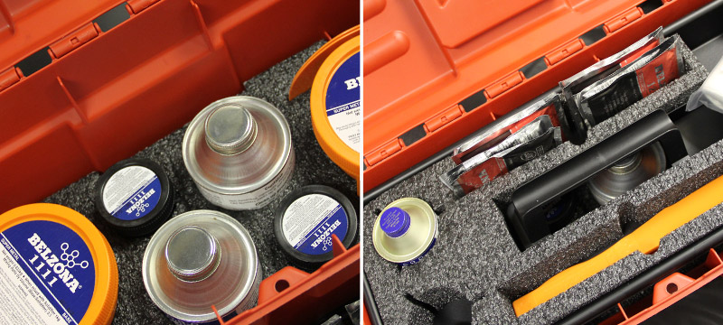 Belzona Repair Kit