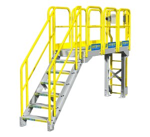 Catwalk Crossover Stairs