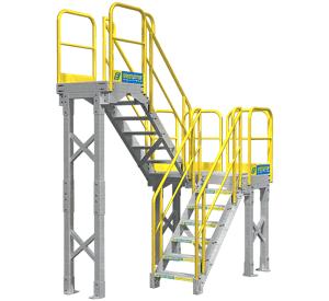 Mezzanine Access System