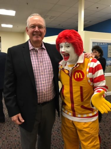Banks Industrial Group supports Ronald McDonald House of Southern New Jersey