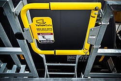 YellowGate safety gate