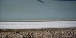 Sealed tank bases can help prevent water intrusion