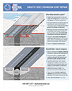 Smooth Ride Expansion Joint Repair Flyer Download Link