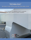 Techna-Duc HVAC Duct Insulation Brochure Download