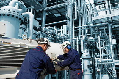 Industrial Maintenance Services