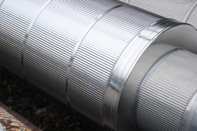 Metal Jacketed Pipe Insulation