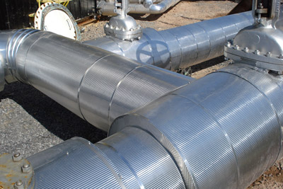 industrial pipe insulation