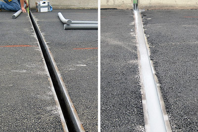 Roadway Expansion Joint Sealing