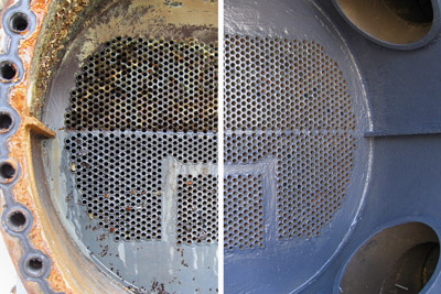 Water box repair