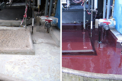 Containment Coatings and Repair