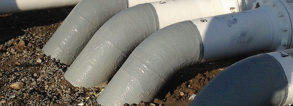 Soil-to-air Interface Pipe Corrosion Repair and Prevention