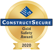 Banks Industrial Group Receives Gold Safety Award, April 2020