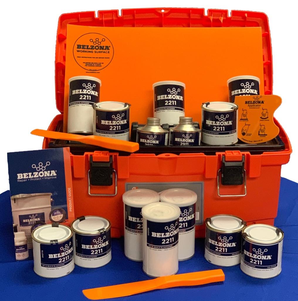 Belzona 2211 Repair Kit
