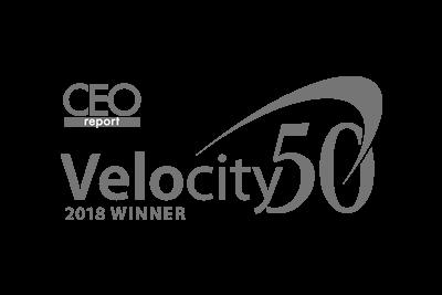 Velocity 50 Winner 2018
