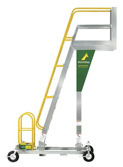 C Series RollaStep Mobile Cantilever Work Platform