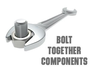 Components Bolt Together