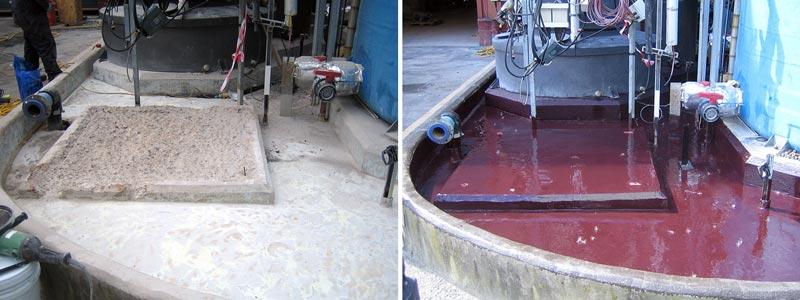 secondary containment repair
