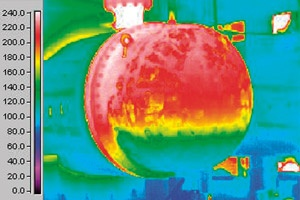 Infrared Thermographic Analysis