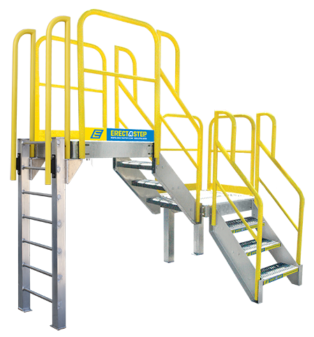 New! Pre-Engineered Safety Crossovers & Swing Gates