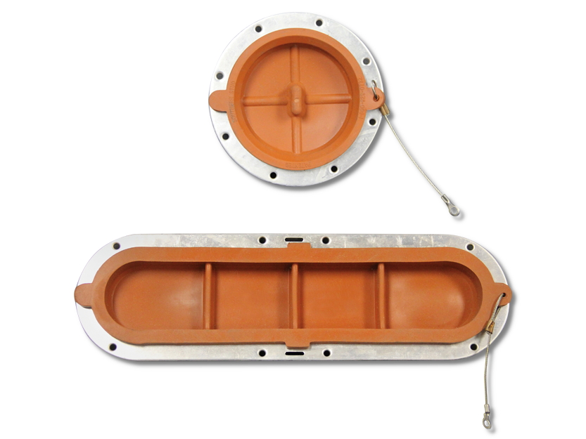 insulation inspection ports