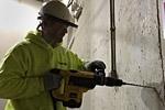 Concrete Leak Injection