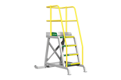RollaStep Mobile Stairs, Platforms