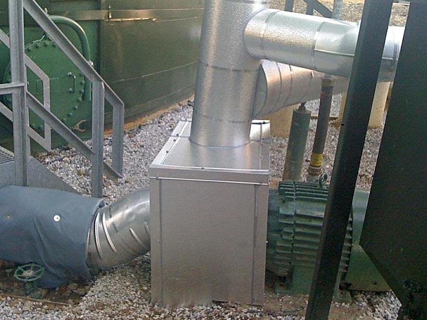 pump box insulation