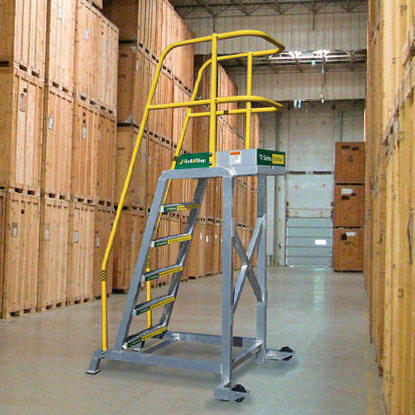 RollaStep Mobile Work Platforms