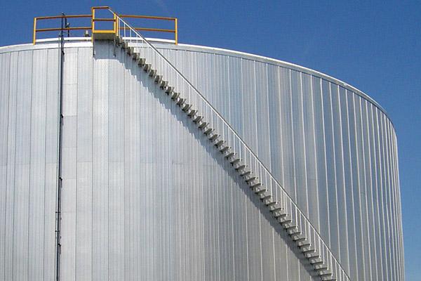 Bulk Storage Tank Insulation