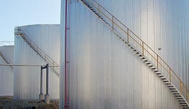 Above Ground Storage Tank Insulation