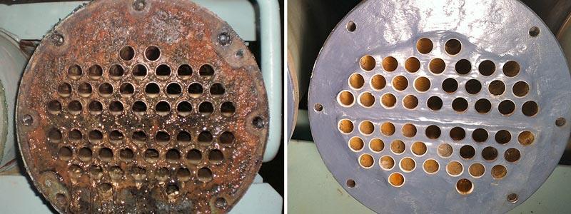 heat exchanger, chiller, boiler repairs