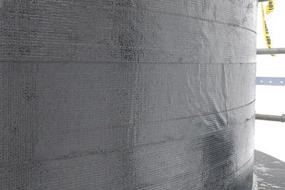 Concrete Strengthening Wrap