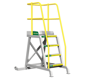 Tilt Roll Rolling Stairs