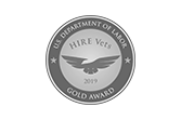 2019 Gold HIRE Vets Medallion Award