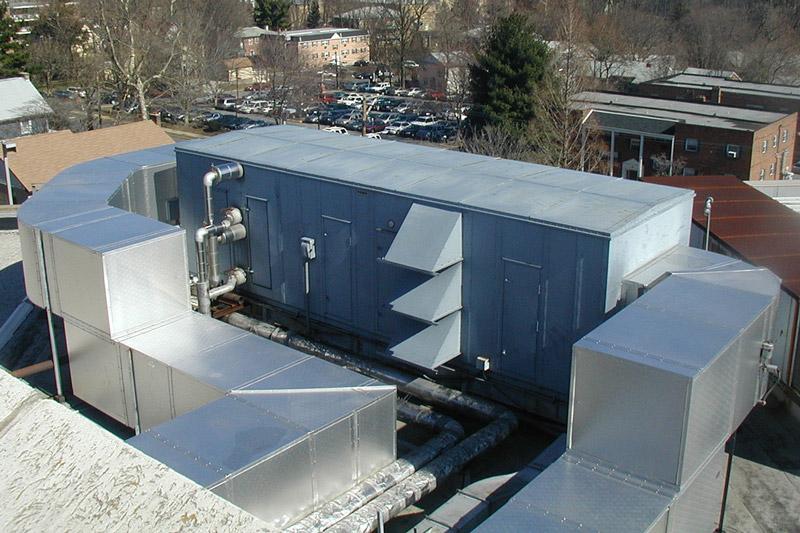 Techna-Duc Exterior HVAC Duct Insulation