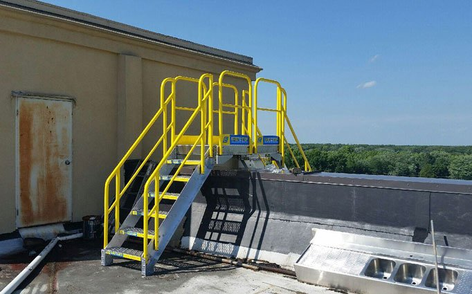 What Is The Cost Of Installing Industrial Stairs, Ladders Or Platforms?  (Part 2 Of 2)