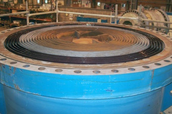 Spiral Heat Exchanger Repair