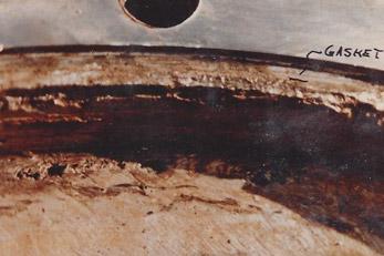 Heat Exchanger Cover Plate Repair
