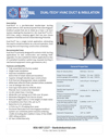 Dual-Tech HVAC Duct Insulation Specification Download