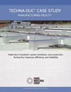 Industrial HVAC Duct Insulation Case Study
