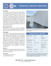 Techna-Duc HVAC Duct Insulation Specification Download Sheet