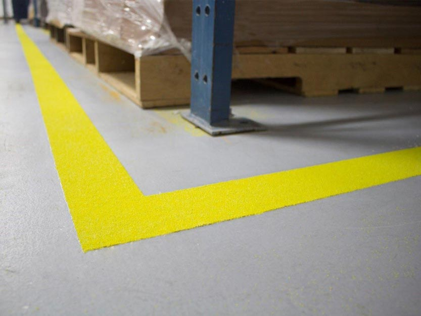 Non-Slip Floor Coating