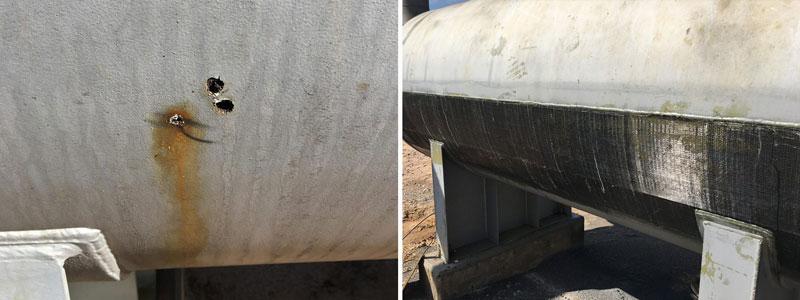 Tank Repair